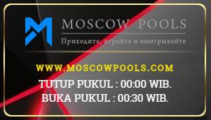 PREDIKSI MOSCOW POOLS HARI SELASA 17 APRIL 2018