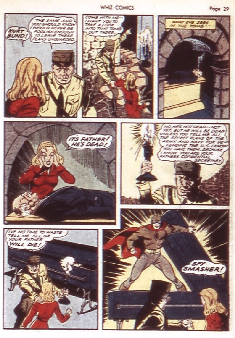 WHIZ Comics issue 22 - Page 31