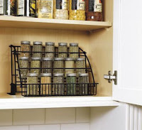 Spice Rack, Organize Spices