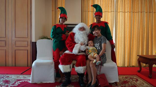 Noël au Cambodiana