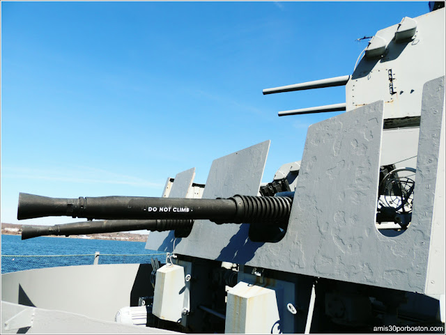 Bofors 40MM Anti-Aircraft Guns