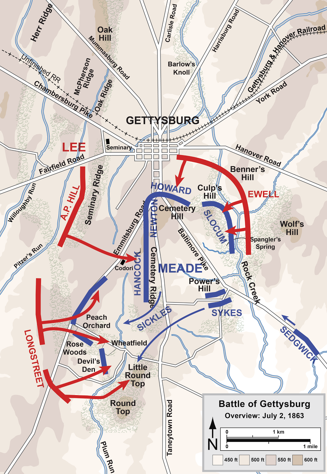 What a     word essay looks like The battle of gettysburg essay