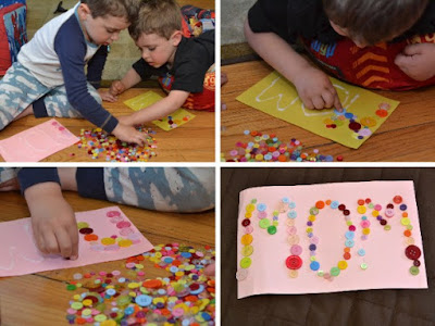 Simple Present Mothers Day Crafts For Kids