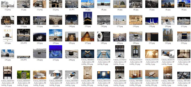 تحميل أكبر مكتبة للتصميم الإسلامي بحجم 10 جيجا