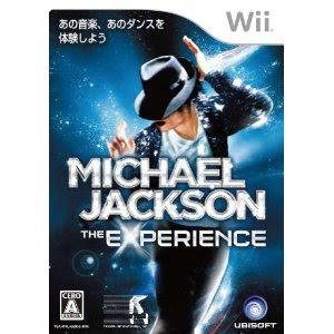 [Wii] Michael Jackson The Experience [マイケル・ジャクソン ザ・エクスペリエンス] (JPN) ISO Download