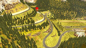 Serpentine Road Map 9.3