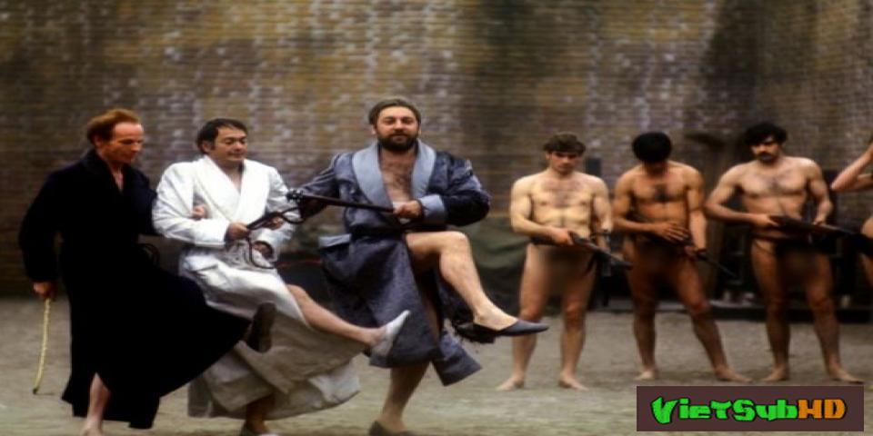 Phim 120 Ngày Ở Địa Ngục Trần Gian VietSub HD | Salò, Or The 120 Days Of Sodom 1975