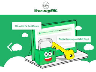 Ganti HTTP dengan HTTPS