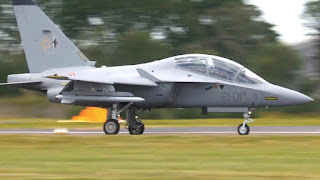 Alenia Aermacchi M-346 Master - Pesawat Jet Latih Canggih