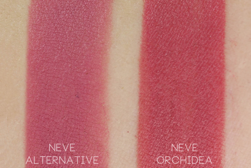 Neve Cosmetics Mutations Alternative swatch