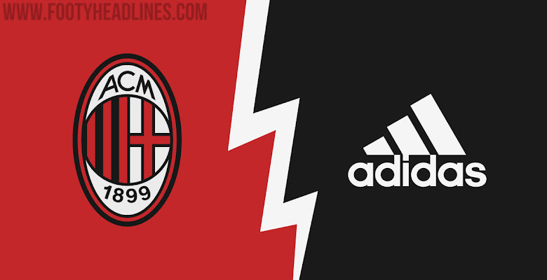 82b450bd6 Adidas to End AC Milan Kit Deal · According to the latest ...