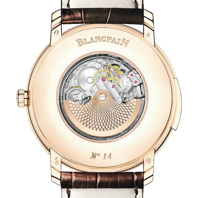 Blancpain Villeret Répétition Minutes 40 mm (Calibre 35)