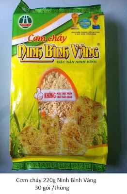 Cơm cháy chà bông Ninh Bình - Tinh hoa ẩm thực Việt Nam - 4
