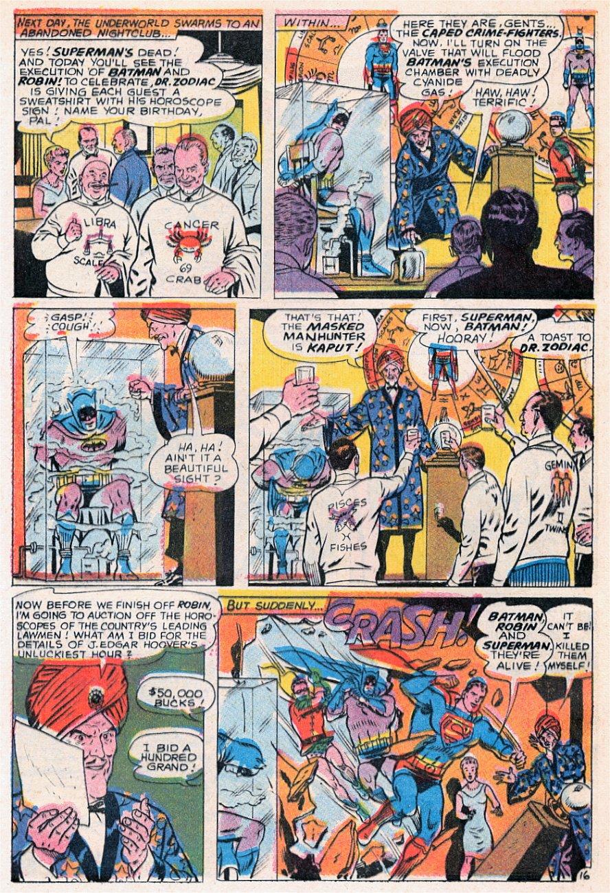 Read online World's Finest Comics comic -  Issue #160 - 20