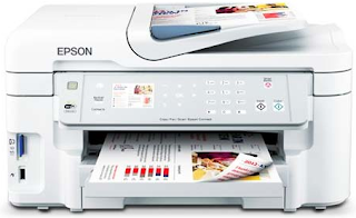 Epson WorkForce WF-3521 Driver Free Download
