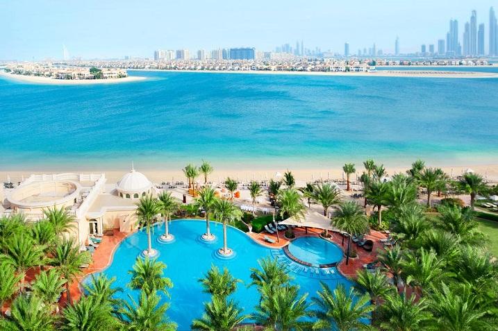 Melihat Palm Jumeirah, Pulau Menakjubkan di Dubai