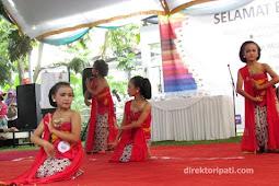 Daftar Pemenang Lomba Tari Tradisional Jawa di Pati