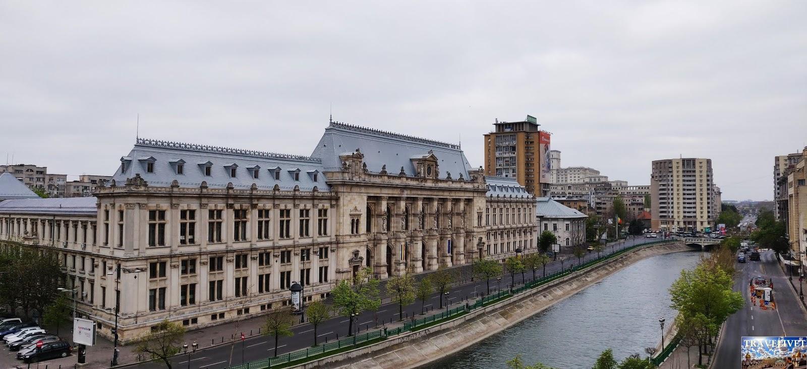 Roumanie Bucarest Palais de Justice