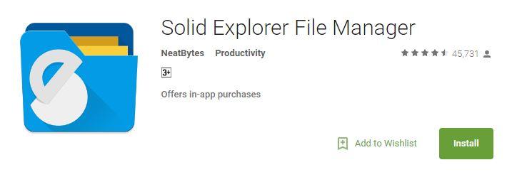 https://play.google.com/store/apps/details?id=pl.solidexplorer2&hl=en