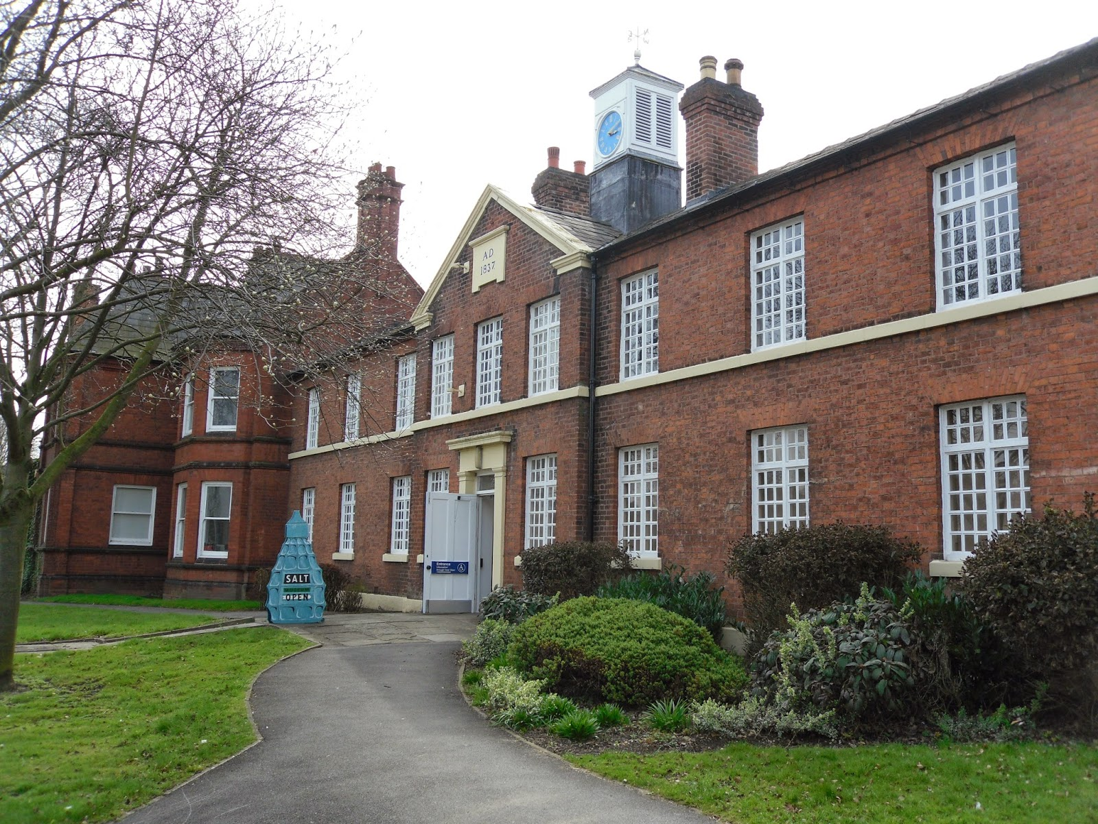 Foyer Museum Hours : Dan community ltd northwich tourist attractions
