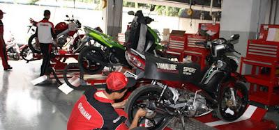 Info Daftar Alamat Dan Nomor Telepon Dealer Resmi Yamaha Tamgerang