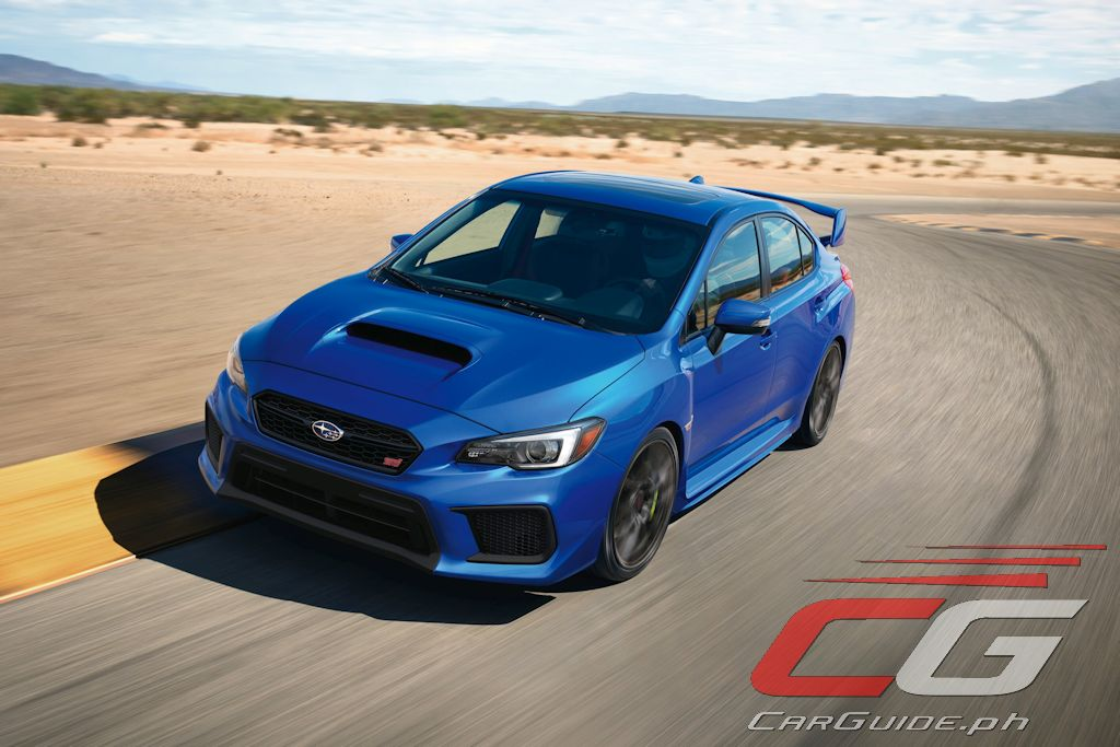 subaru out to steal civic type r 39 s thunder 2018 wrx and wrx sti coming by september. Black Bedroom Furniture Sets. Home Design Ideas