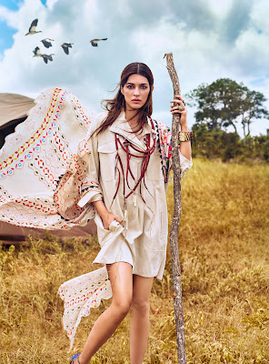 Kriti Sanon Super Hot Vogue India April ❤ Photoshoot