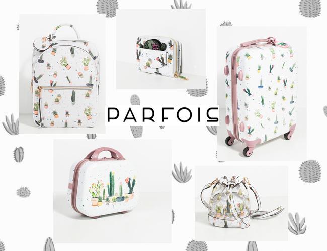 Colección de Bolsos, Monederos y maletas Cactus de Parfois