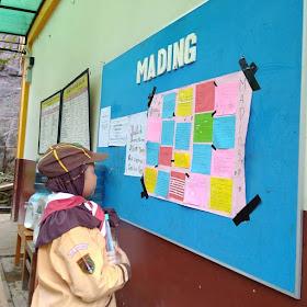 Perpustakaan Sekolah  SD. Hj. Isriati Moenadi Ungaran