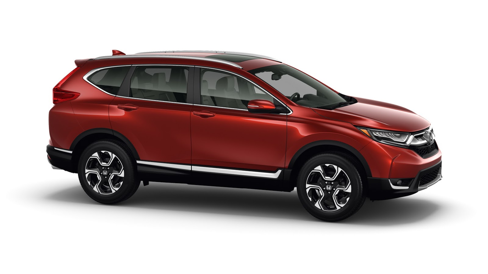 all new 2017 honda cr v gets a 190hp turbo engine carscoops. Black Bedroom Furniture Sets. Home Design Ideas