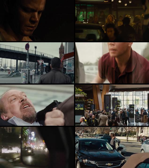 Jason Bourne 2016 English 720p WEB-DL