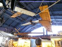 Primeros ingenios voladores, en el Science Museum