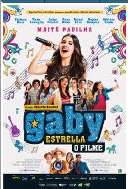 Capa Gaby Estrella – O Filme Torrent