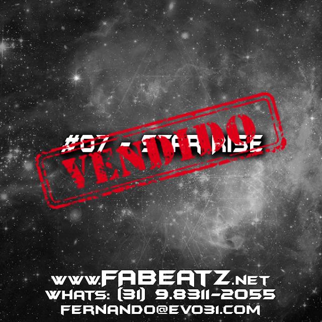 #07 - Star Rise [85 BPM] BoomBap | VENDIDO