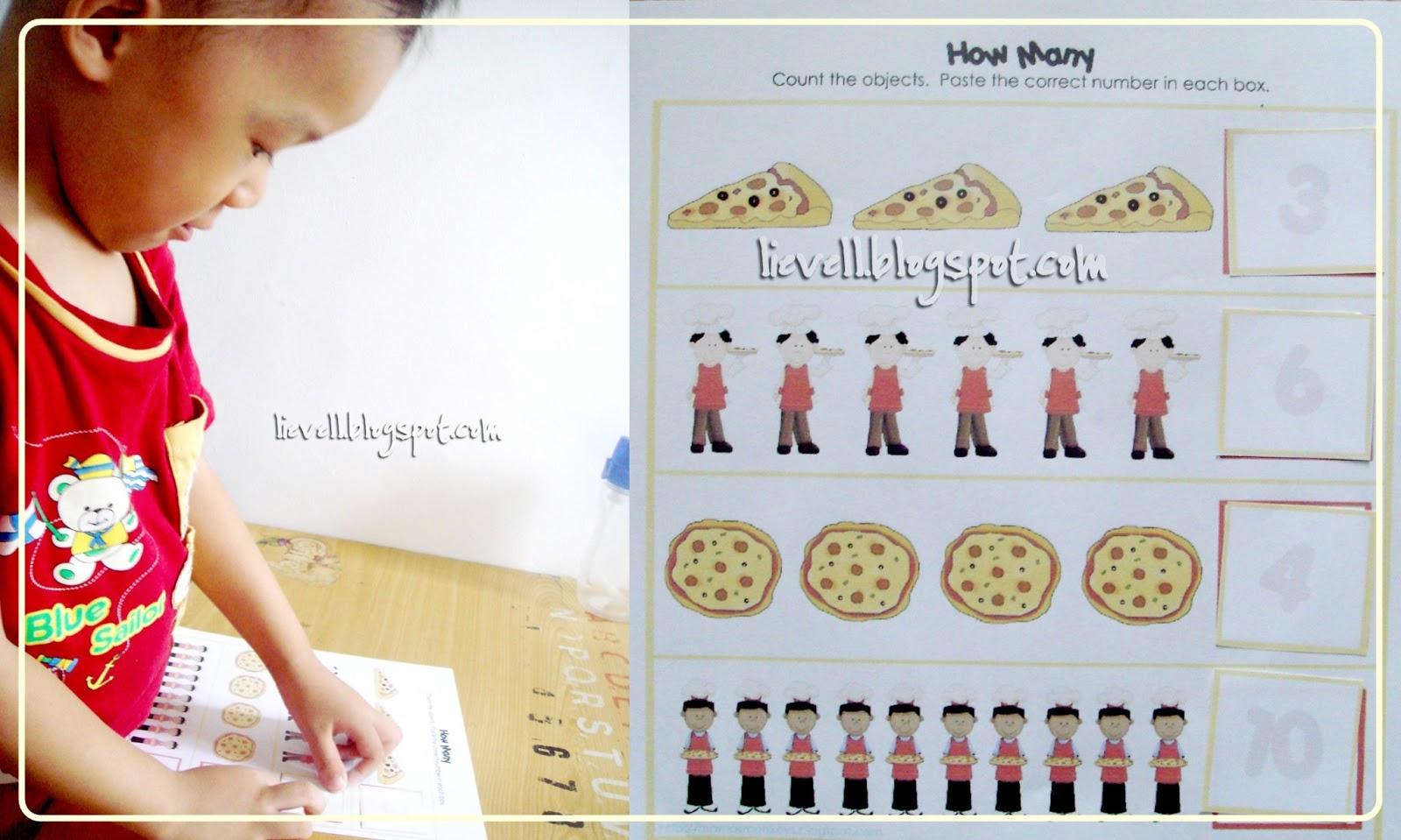 Preschool Pizza