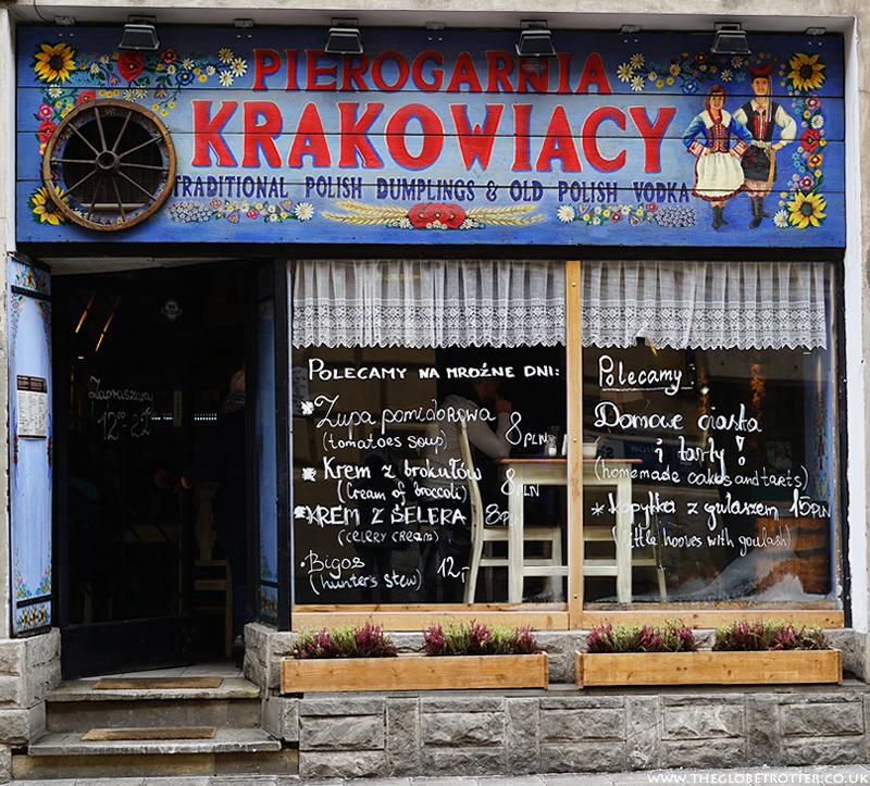 Food tours in Krakow