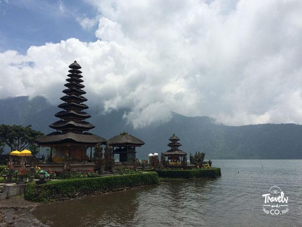 Viajar a Bali guía de viaje - templo Bali