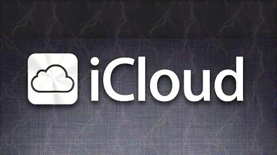 iCloud iPad mini