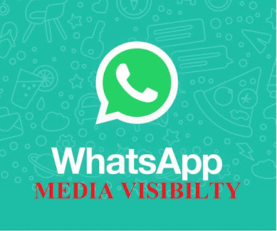 WHATSAPP INTRODUCED MEDIA VISIBILITY FEATURES FOR ITS USERS. READ HOW IT WORKS