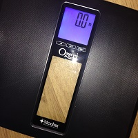 Ozeri WeightMaster II with BMI detection review @ ups and downs, smiles and frowns