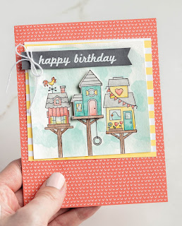 Stampin' Up! 2018 Occasions Catalog ~ 3 Flying Home Projects