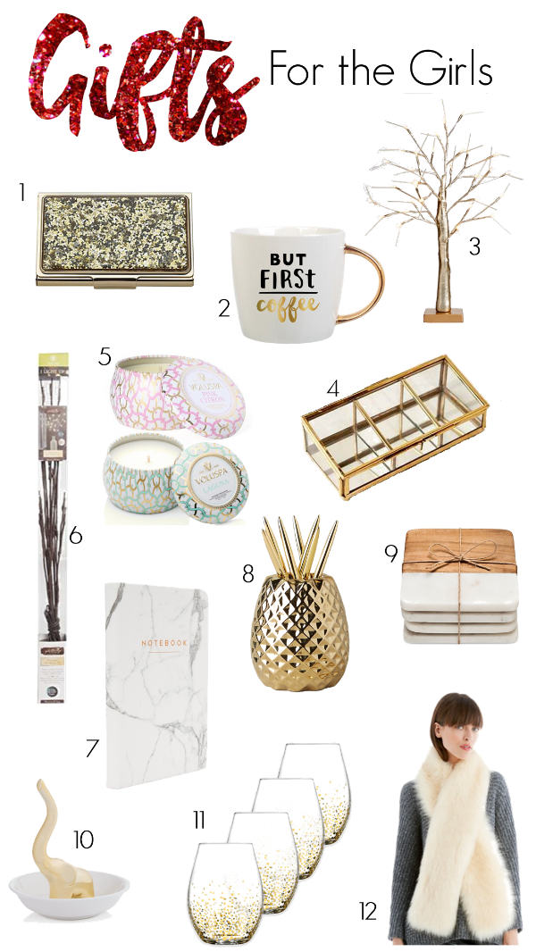 Gifts for Your Girlfriends