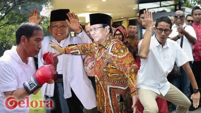 Pilpres 2019 Diprediksi akan Berlangsung seperti Pilkada DKI 2017