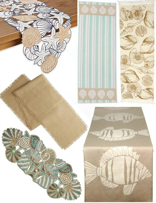 Simple Beach Table With 3 Decor Essentials Shop The Look