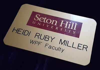 PHOTOS: Seton Hill Writing Popular Fiction MFA Residency January 2017
