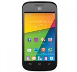 """Cara Flash ZTE V795"""