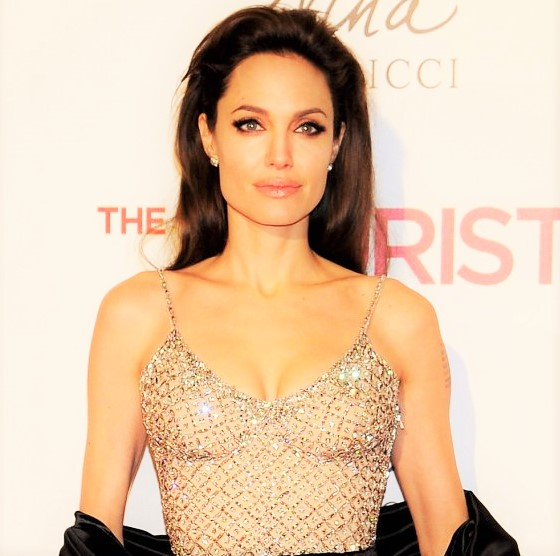 Angelina Jolie the most beautiful woman
