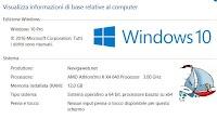 Aggiungere o modificare produttore e logo del PC e altre info di sistema
