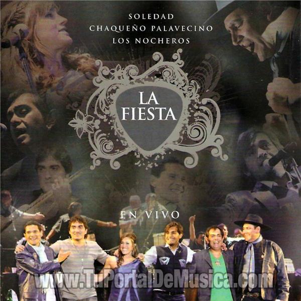 El Chaqueño Palavecino - La Fiesta (2009)