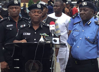 lagos policemen son jailed burglary